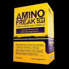 Amino Freak Hybrid Amino Acid Formula