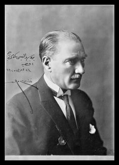 Mustafa Kemal Atatürk #ataturk #mustafakemalataturk