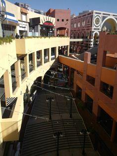 Westfield horton plaza mall - San Diego
