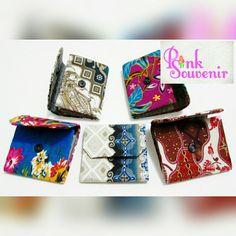 Souvenir Dompet Batik Sedang