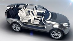 Land Rover Discovery - 7 passenger
