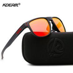 KDEAM HD TR90 Polarized Sunglasses