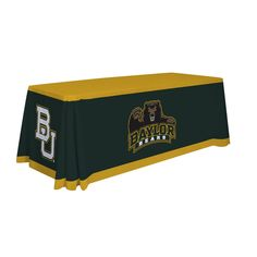 6' Table Cloth - Baylor University Bears - 810026BAY-001