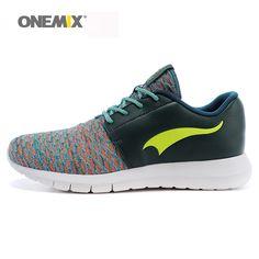 Onemix hombres zapatillas ligeras zapatillas de deporte unisex zapatos de  las mujeres de primavera y verano 2cf2468454b