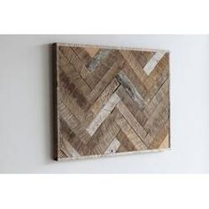Foundry Select Wall DecorWood in Brown, Size 32.0 H x 18.0 W x 1.5 D in   Wayfair   Home Decor