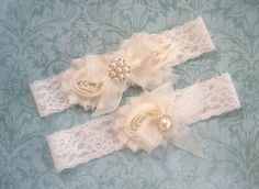 Hey, I found this really awesome Etsy listing at https://www.etsy.com/listing/124964401/sale-vintage-bridal-garter-wedding