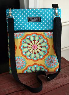 Apple iPad Padded Sling Bag Pouch Cover Case Gypsy by ElisaLou, $44.00