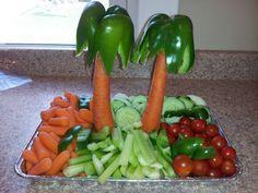 veggie tray bubble guppies theme - Google Search