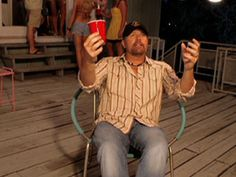 Red Solo Cup I fill you up Lets have a party, I love you red solo cup, I lift you up proceed to party.