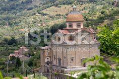 Church of Santa Maria Nuova in Cortona stock photo 42290378 - iStock