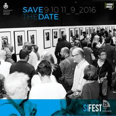 #SIFEST25 >> SAVE THE DATE #SIFEST, 25 Years of photography  9-10-11 settembre 2016 - Savignano sul Rubicone (FC) Fotografia di Pier Paolo Moretti ©