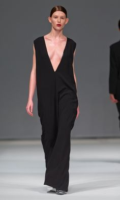 Carin Wester | Fashionweek Stockholm Fashion Week, Jumpsuit, My Style, Dresses, Design, Overalls, Vestidos, Jumpsuits, Dress