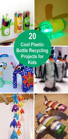 81 Best Recycling Projects For Kids Images In 2019 Preschool