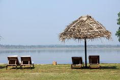 Infinity Pool, Orange County, Kabini, India