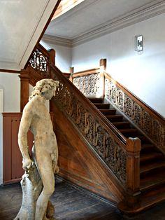 Nicolaihaus Berlin - http://smg-treppen.de/nicolaihaus-berlin/ Über 300 Jahre alt ist das Nicolaihaus Berlin in der historischen Mitte der Hauptstadt. Eine sehenswertes Haus nicht nur für die Fans historischer Treppen.