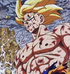 TOYOTARO(DRAGON BALL SUPER MANGA) VS AKIRA TORIYAMA(ORIGINAL AUTHOR OF DRAGON BALL)1/Toyotaro artwork from VJUMP Conversation2/Akira Toriyama (Full colour DB manga) by JUMP COMICS