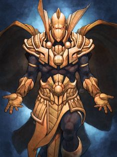 Doctor Fate by OldManLefty on DeviantArt Marvel Dc Comics, Rogue Comics, Dc Comics Characters, Dc Comics Art, Fanart, Comic Books Art, Comic Art, Comic Character, Marvel Heroes