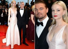 Carey Mulligan in Christian Dior Couture | The Great Gatsby Premiere - 2013 Cannes Film Festival Opening Ceremony