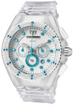 Technomarine Cruise Original Beach Chrono White Diamond