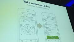 "Pinterest Reveals Mock-Up For Its First ""Buy Button"" | TechCrunch #Pinterest #ActionButton"