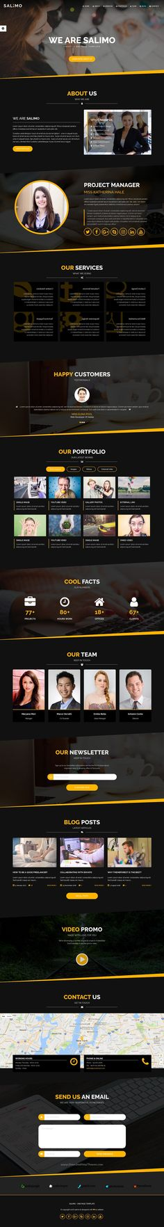 Web Universal, Site © Николай Скоробогатько Web design Pinterest