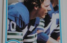 I will sell my 1982 Steve Largent topps #249 for $ 3.00