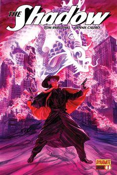 Dynamite® The Shadow Annual #1
