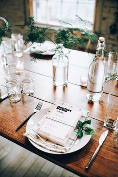 mass moca museum modern, clean, industrial, organic chic wedding details - lauren wells @laurenswells #lwellsevents