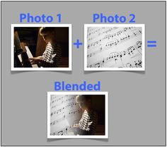 See how to blend two photos together using Photoshop Elements with these step-by-step instructions.