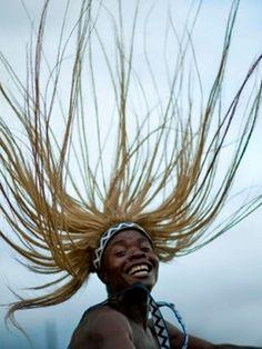 African dancing rituals