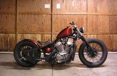 Bobber Inspiration | Honda Shadow bobber | Bobbers and Custom Motorcycles