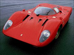 1969 Ferrari 312 P Berlinetta