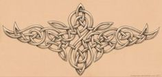 Celtic knotwork tattoo by mossy-tree on @DeviantArt