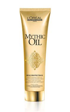 Mythic oil - Protège les cheveux contre la chaleur des sèches cheveux, fer à lisser et autres, jusqu'à 230°C