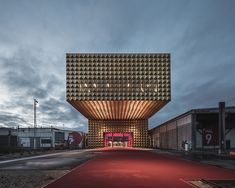 Gallery of MVRDV and COBE's Museum of Rock Opens in the Danish City of Roskilde - 1