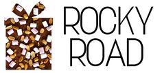 Rocky Road Chocolate Bark Recipe - gluten free, easy holiday recipes, food gift ideas, easy handmade gifts, DIY hostess gifts, gourmet homemade chocolates