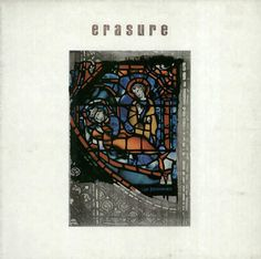Erasure - The Innocents CANADA 1988 Lp vg++ to nm with Inner
