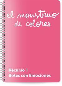 Recursos Gratis Podéis descargaros estos recursos para trabajar a partir del Llibro del Monstruo de Colores.