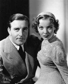 "John Boles, Ida Lupino– ""Fight for Your Lady"", 1937 #actor"