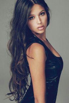 Gorgeousness! her hairrr! <3