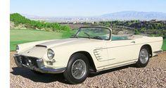 1957 Maserati 3500 GT Frua Spider