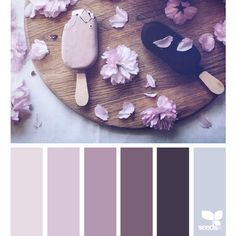 Fresh Hues ❤ liked on Polyvore featuring backgrounds, design seeds, colors, pictures and pictures - purple