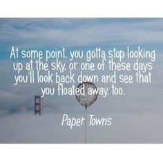 //paper towns//