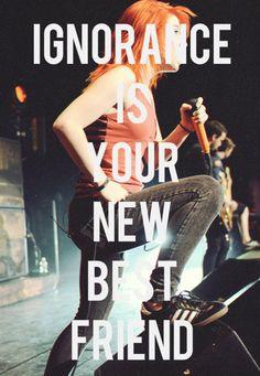 50 Of The Best Paramore Lyrics photo Sara Scoggs' photos