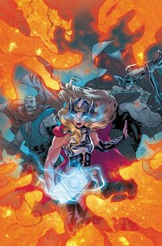 Mighty Thor #21