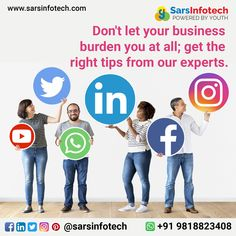 It is always good to let the experts do their thing for your business. They have the right and most knowledge about their trait and they can help you in the best way possible. If social media marketing is bothering you. #socialmediainfluencer #business #influencermarketing #socialmediatrends #startup #entrepeneur #onlinebusiness #socialmediamarketingagency #contentcreation #socialmediamarketingstrategy #digitalmarketingservices #digitalmarketing #onlineadvertising #startupbusiness Social Media Marketing Agency, Social Media Trends, Social Media Influencer, Influencer Marketing, Digital Marketing Services, Start Up Business, Online Business, Best Web Design, Marketing Consultant