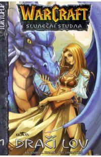 Warcraft 1 - Dračí lov #alpress #knihy #komiks #worldofwarcraft