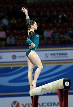 Aliya Mustafina—2014 European Women's Artistic Gymnastics Championships