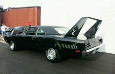 Dodge Muscle Cars, Old Muscle Cars, American Muscle Cars, Plymouth Superbird, Plymouth Cars, Automobile, Dodge Daytona, Dodge Chrysler, Car Humor