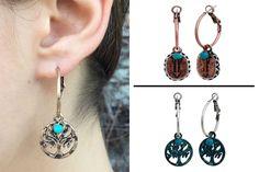Bohemian Earrings- 2 Styles 74% OFF